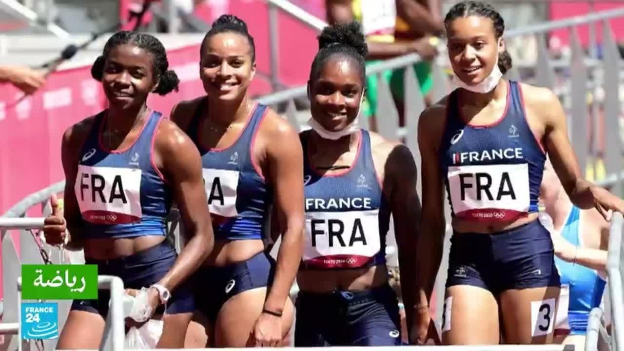 طوكيو 2021: تأهل عداءات فرنسا في سباق التتابع  إلى النهائي الأولمبي  - نشر قبل 1 ساعة