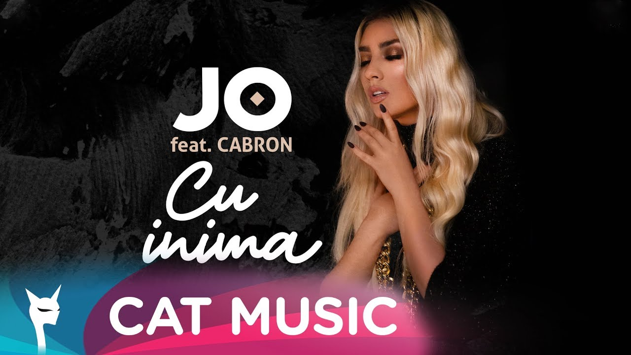 JO feat. Cabron - Cu inima (Official Video)