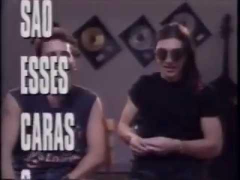 Titãs - Rockstoria Documentário exibido na MTV em 1991