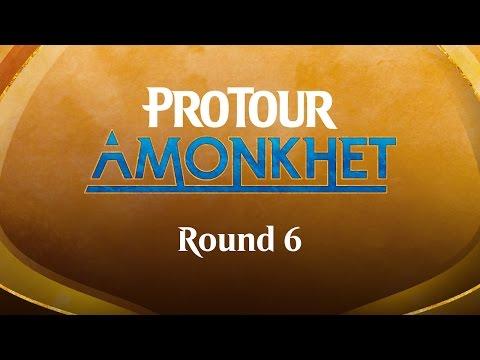 Pro Tour Amonkhet Round 6 (Standard): Patrick Dickmann vs. Craig Wescoe
