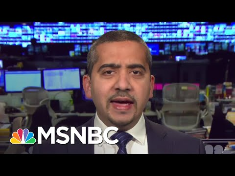 Mehdi Hasan: Biden Has Made Fighting White Supremacy From Day One   MSNBC