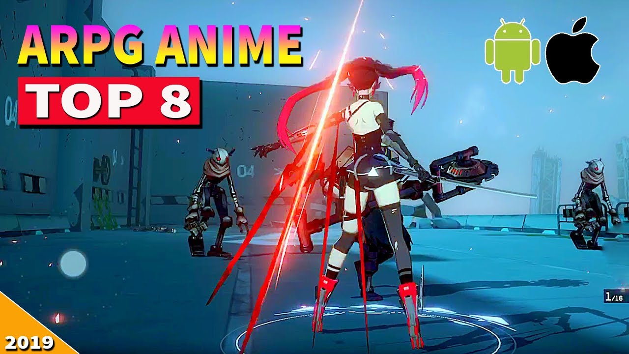 Best Arpg 2020.Top 8 New Game Anime Style Arpg In September 2019 Android Ios Gameplay