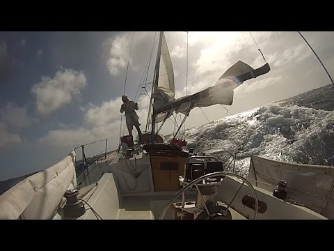 """Alone Together"": Singlehanded Sailing, LA to Hawaii and Return."