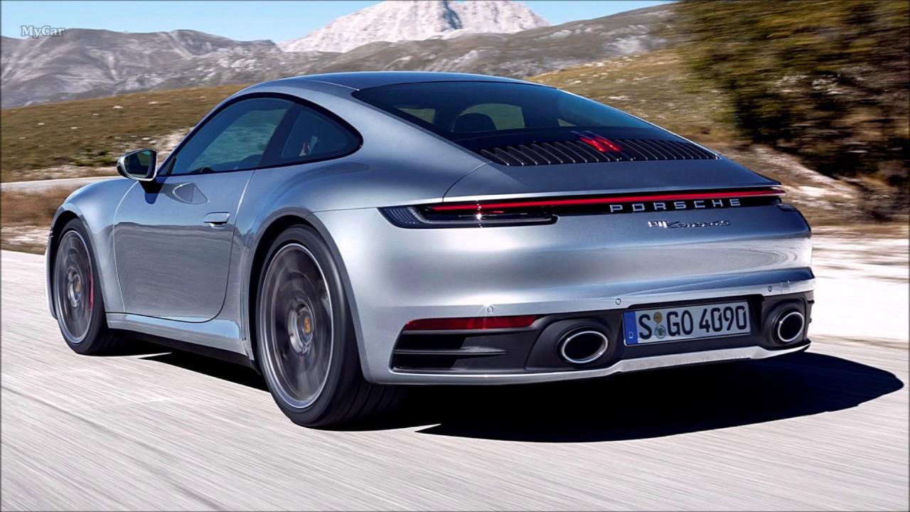 911 Targa 4S >> 2020 Porsche 911 Carrera S and 4S - YouTube