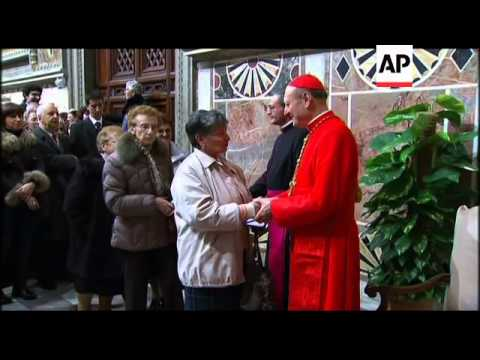 Chinese bishop ordained despite Vatican's objection; reaction