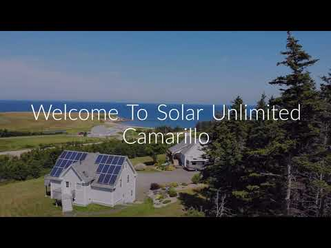 Solar System Camarillo, CA - Solar Unlimited