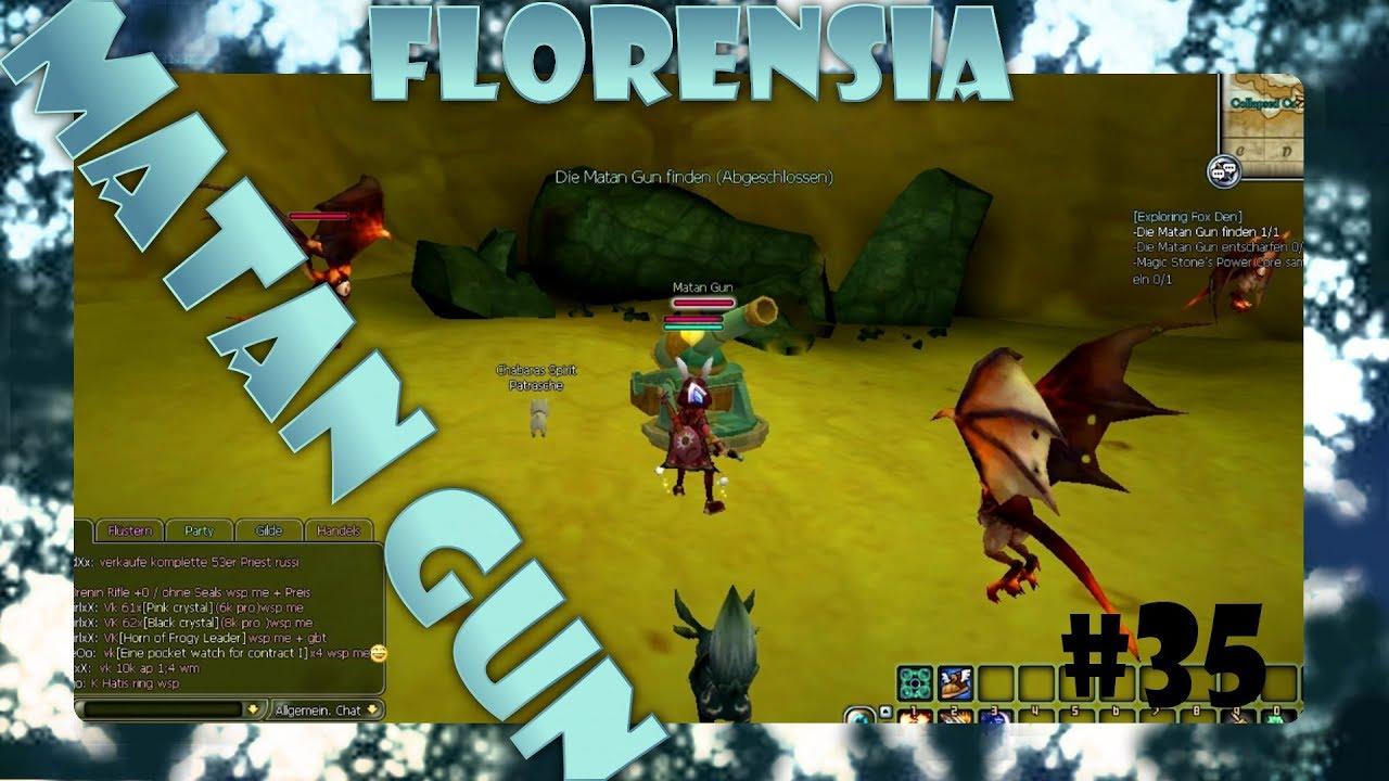 florensia sans bug