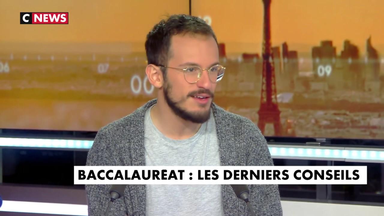 Matinale de CNews (Dimanche 17 juin 2018)