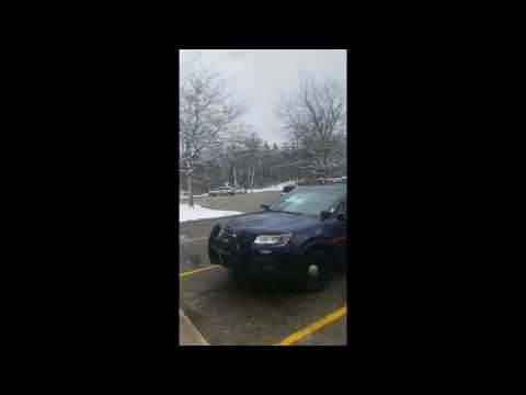 Dealing With the Police at the Grand Rapids Post Office - 4/4/18