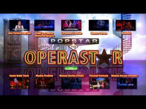 Joe McElderry - Popstar to Opera star DVD / CD