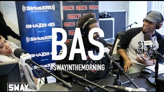 Bas Gets Personal: Being Pushed by J.Cole, Donald Trump + Breaks Down Lyrics on