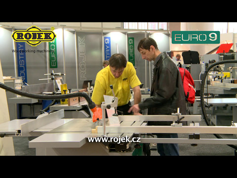 ROJEK, Woodworking Machinery – EURO 9