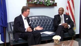 Interview with JUDGE C. DARNELL JONES II