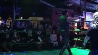 Midgetmania tour little Fabio vs Richie Slade