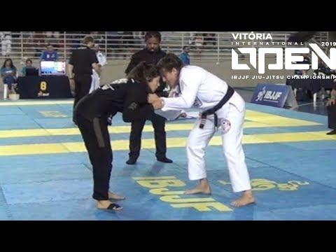 Bianca Basilio vs Fernanda Mazzelli / Vitoria Open 2019