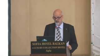 Lasse Gustavsson, Executive Director, Conservation of WWF International, Sofia, 25 June 2013