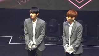 171223 JBJ 1st Fan Meeting In Taipei-金龍國:愛死你們了~~~