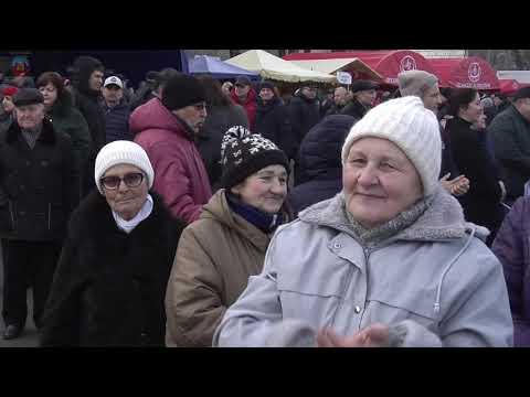 lgikvideo: ярмарка «Веселая Масленица»