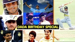 DADA Birthday Special | Ganguly Says Dropping Kumble Toughest for Me As Captain | Vikrant Gupta