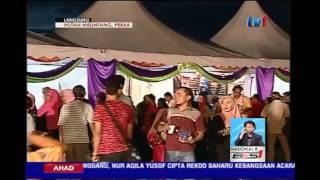 L/LANGSUNG - MAJLIS RUMAH TERBUKA MALAYSIA AIDIL FITRI HUTAN MELINTANG,PERAK - 8PM [24 JULAI 2016]