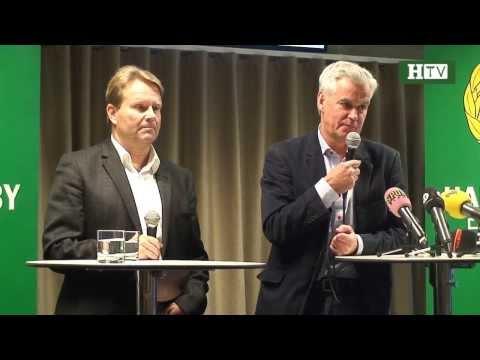 Hammarby stottar nanne bergstrand