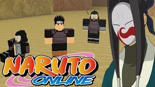 Naruto Online 2 - MISTS ANBU Helps Me Do Missions | ROBLOX NO2