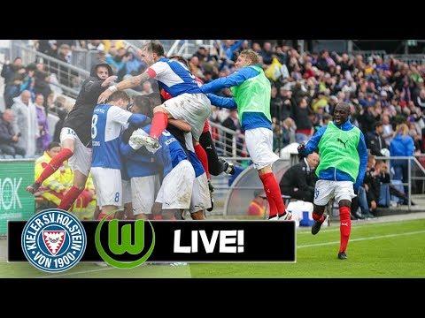 (LIVE) RELEGATION ⚽ BUNDESLIGA ⚽ Holstein Kiel vs VFL Wolfsburg (Rückspiel)