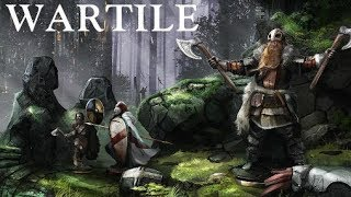 Wartile Gameplay Impressions 2018 - Viking Real Time Hybrid Strategy!