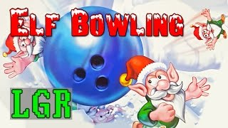 "Elf Bowling: ""Bigger Than Quake or Doom!"""