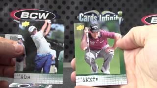 2014 Upper Deck Sp Game Used Golf Hobby Box Break Gb 1