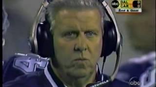 Carolina Panthers vs Dallas Cowboys - January 3, 2004 Wild Card game