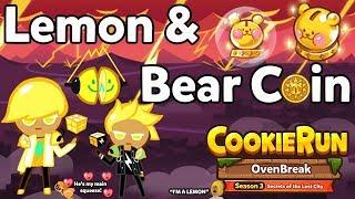 Cookie Run Ovenbreak CROB OUR LEMON-AID HAS ARRIVED
