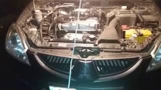 Шланг высокого давления гидроусилителя Lancer 9 (Cъём без лишних движений)