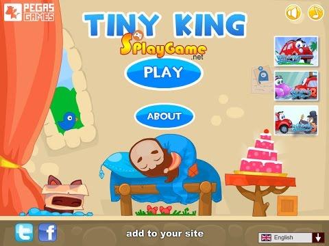 Прохождение игры Маленький король, бродилки, приключения