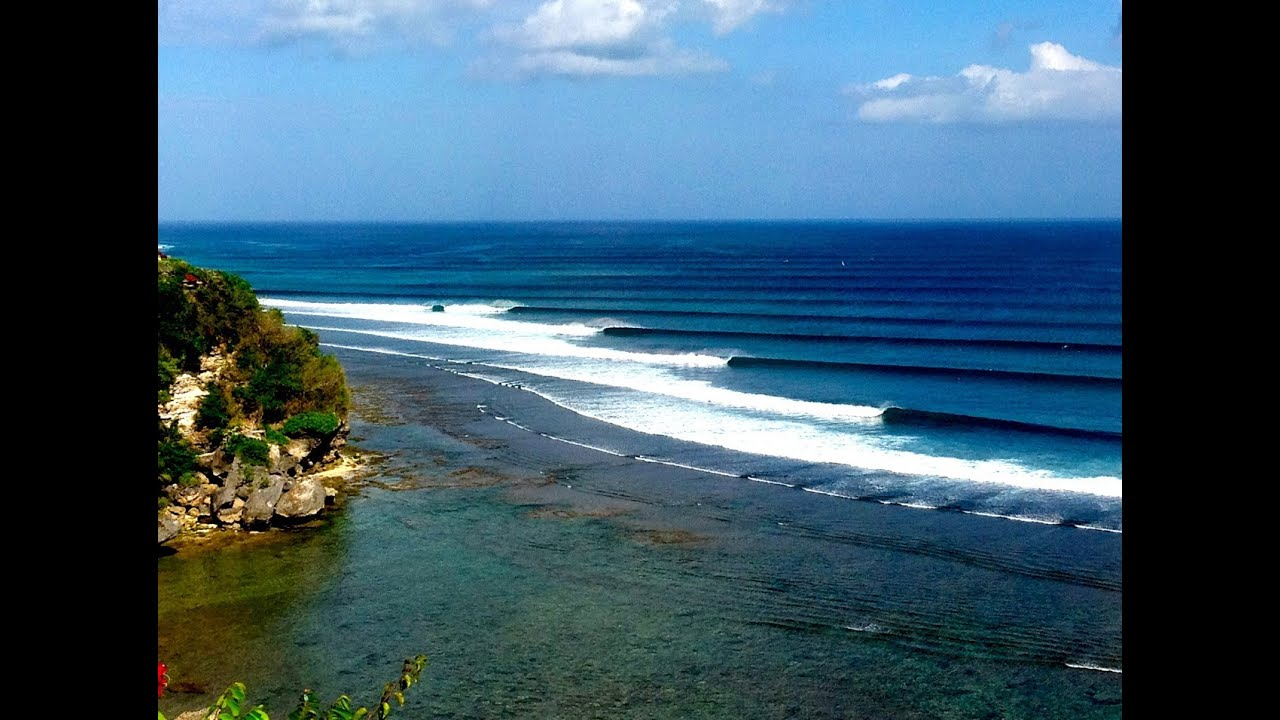 Solomon Island Surf Spots