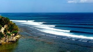 Best View in Bali | Surfing Impossibles, Bali - WavesSomewhere.com