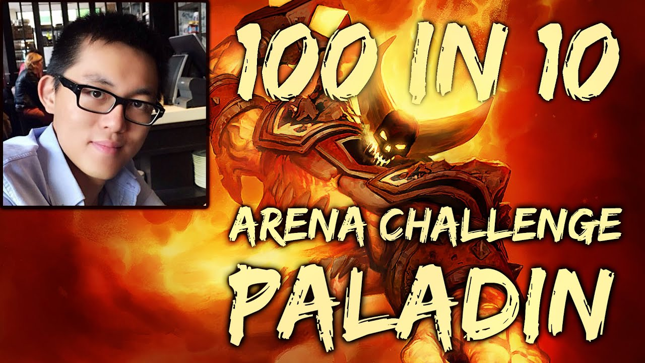100 in 10 challenge
