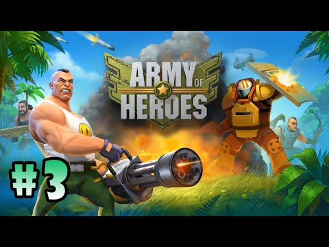 Army of Heroes Android / iOS Gameplay #3 [HD]