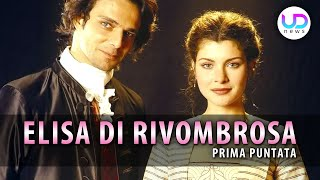 Elisa di Rivombrosa, Prima Puntata: Elisa e Fabrizio si Innamorano!