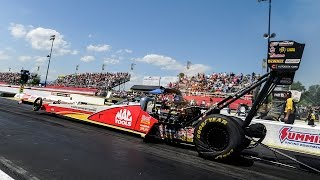 Doug Kalitta scores the top spot in Atlanta #SouthernNats