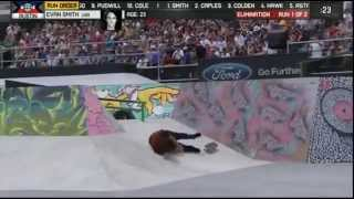 X Games Austin 2015 - Skateboard Street Eliminations