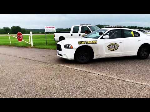 59th EVOC Training Class At The Missouri State Highway Patrol