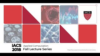 """IACS Seminar: """"Machine Learning for Materials Discovery"""" 11/30"""