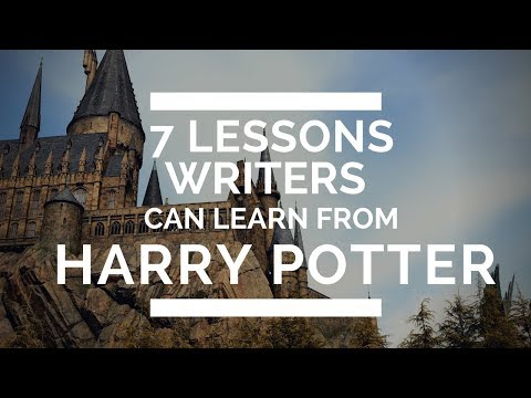 7 Lessons Writers Can Learn from Harry Potter