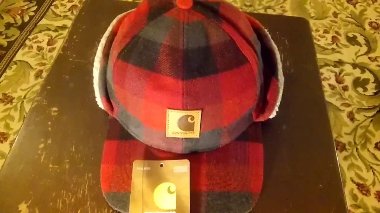 Carhartt timberville hat the warmest hat in the world - YouTube 5187c3d2ce9