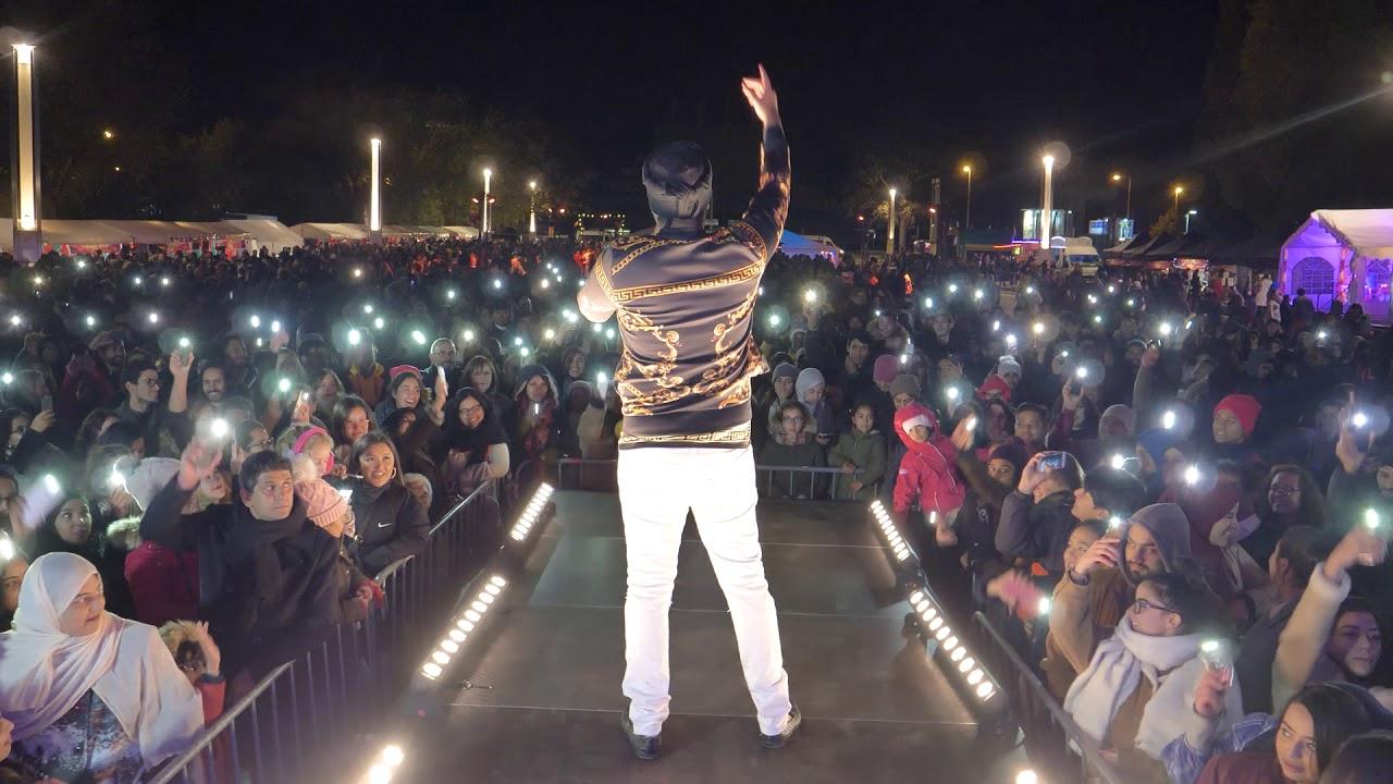 Param kapoor Diwali Belgium2018 Dimitri Vegas ( Lights Up Lights Down - Crowd Control
