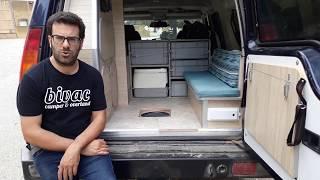 Land Rover Discovery td5 Camper by BIVAC CAMPER