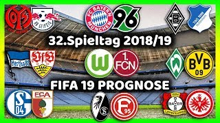 32.Spieltag - Alle Highlights und Tore - Bundesliga Prognose I FIFA 19 I 2018/19 Deutsch [FULL HD]