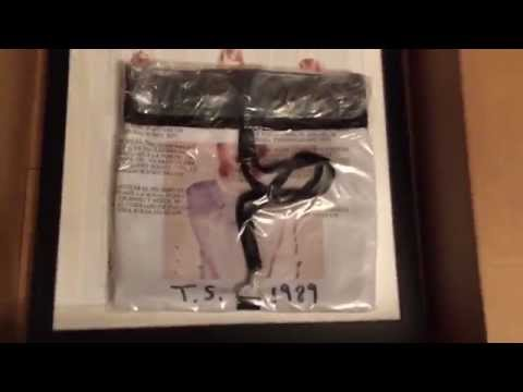 Taylor Swift - 1989 Large Package Unboxing