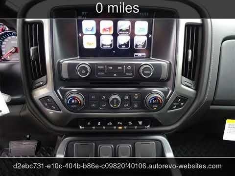 2019 Chevrolet Silverado 2500HD LTZ New Cars - Charlotte,NC - 2019-03-11
